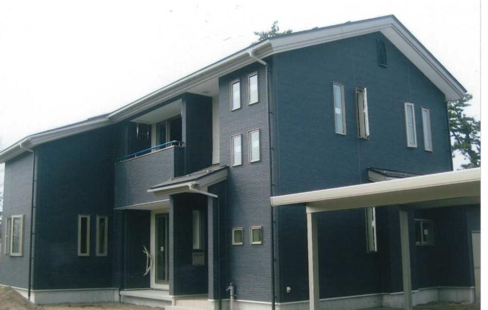 独立型の二世帯住宅