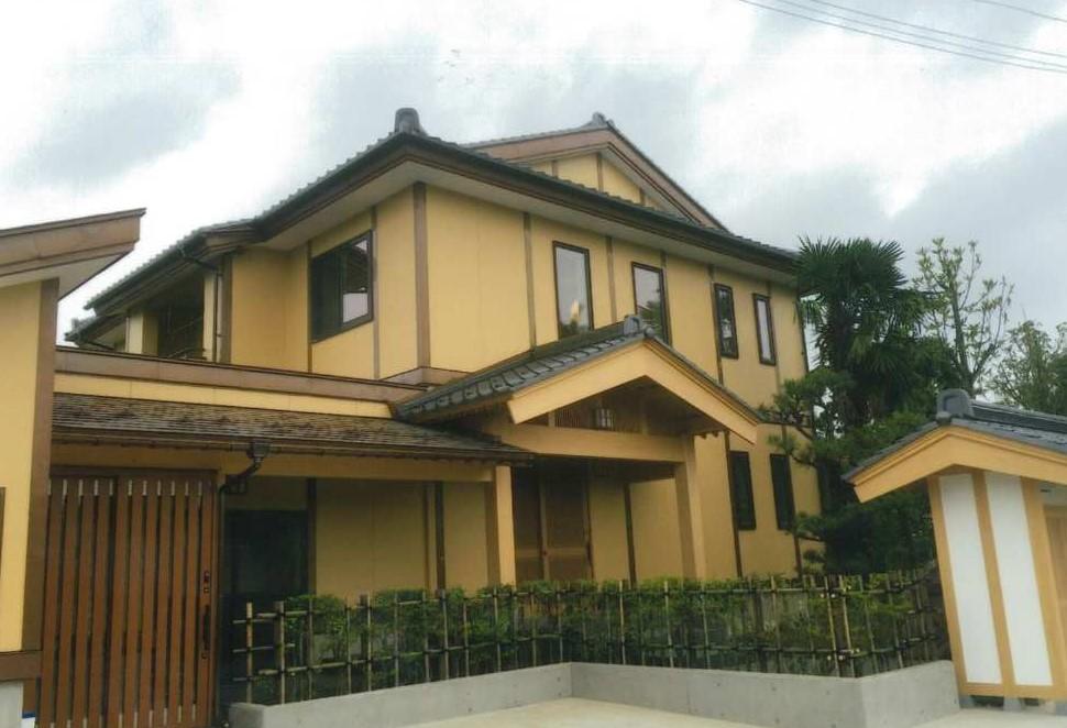 日本家屋の伝統美